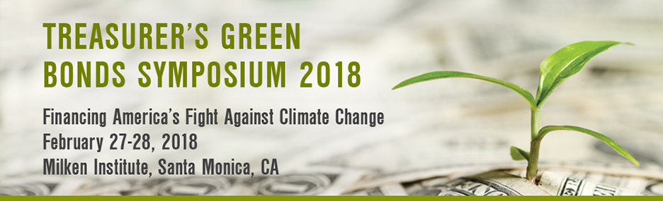 Green Bonds Symposium
