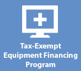Tax-Exempt Equipment Financing Program