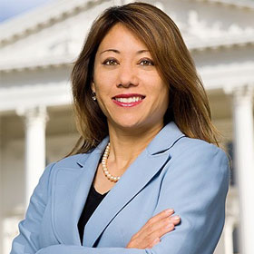 California State Treasurer Fiona Ma, CPA