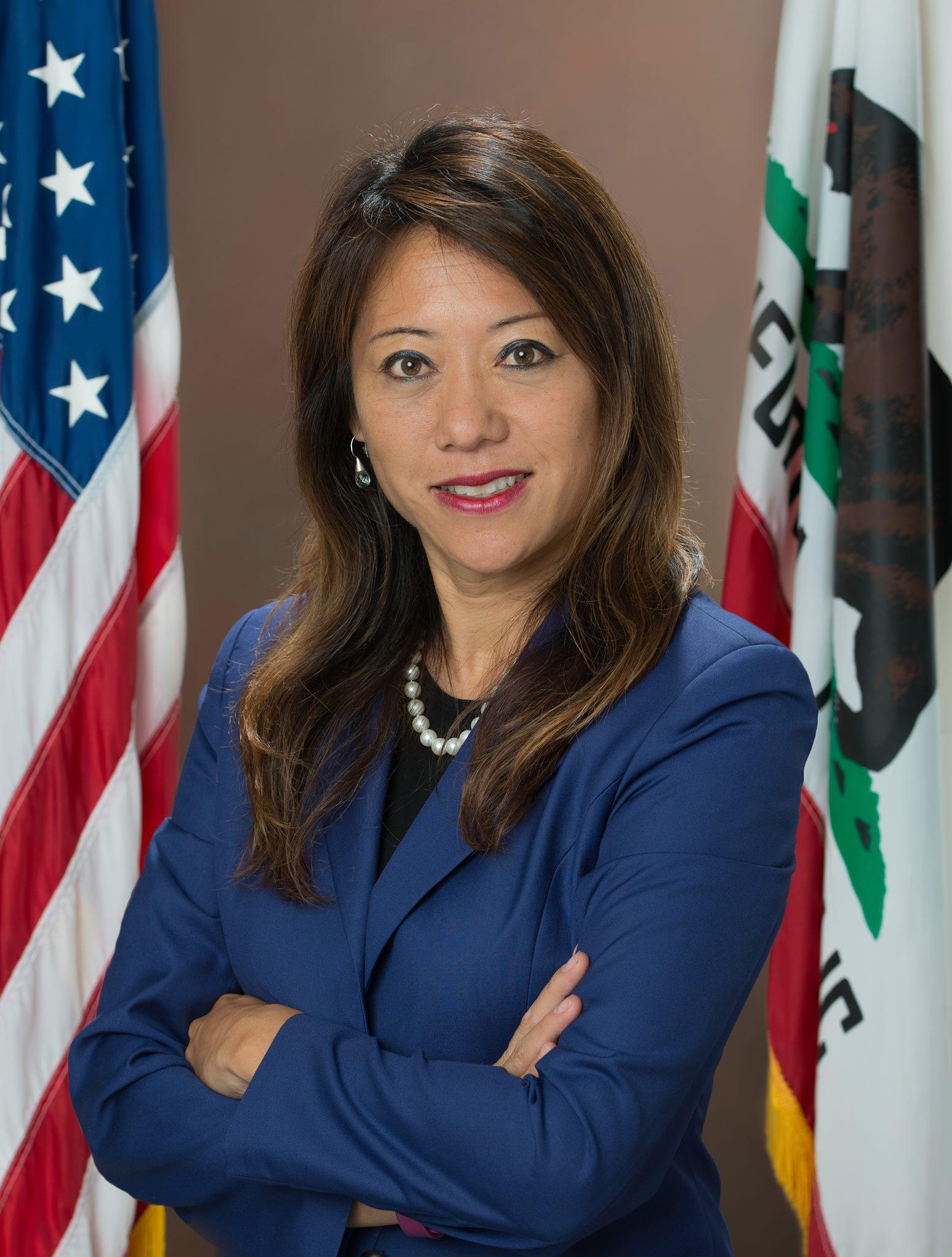 Treasurer Fiona Ma